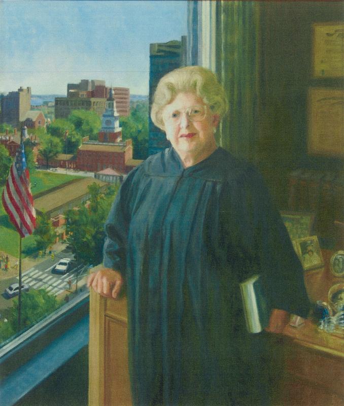 Oral History of Norma L. Shapiro