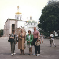 Wald_ABA-CEELI-meeting-in-Kiev-Ukraine-with-Justice-OConnor-mid1990.jpg