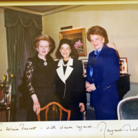 MargaretThatcher_JudithKaye-and-HB.jpg